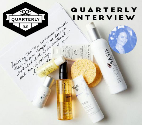 Interview with Quarterly.Co