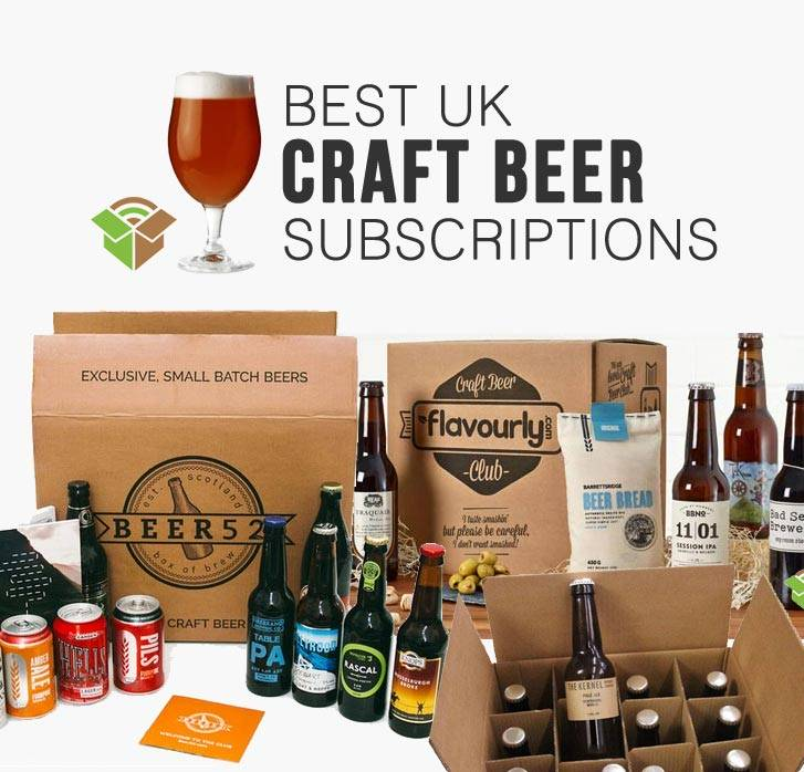 Best Craft Beer Subscription