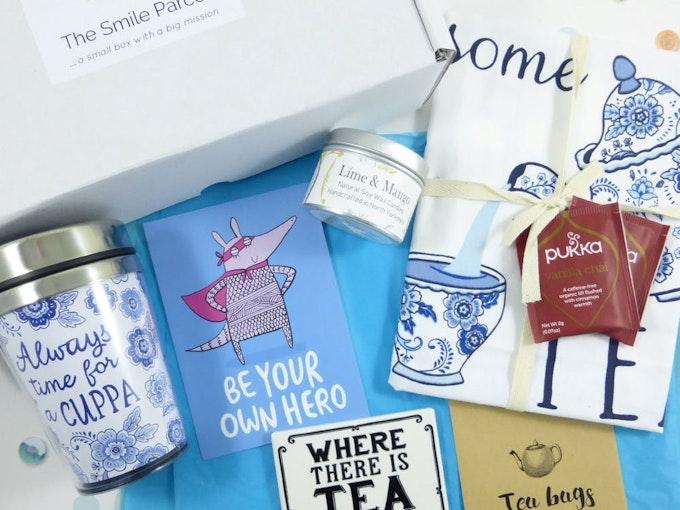 Smile Parcel Self-Care Subscription Box for Women