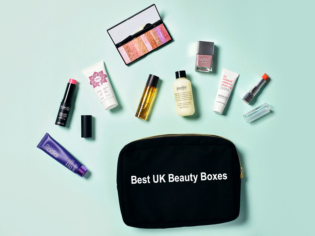 Best Beauty Boxes UK