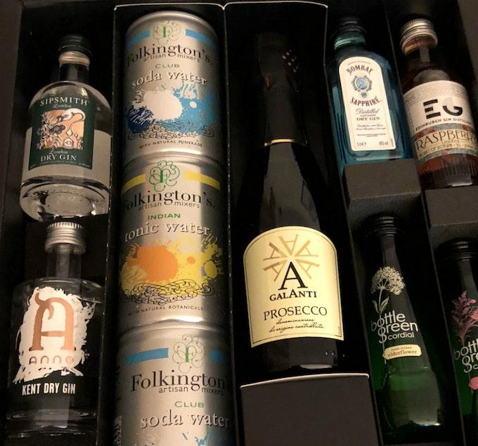 MicroBarBox: Gin Fizz & Prosecco Box | Staff Review Header