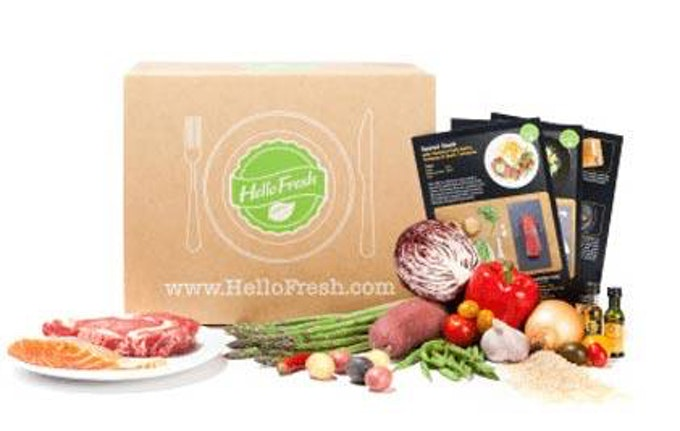 hello fresh are a popular subscription box for men