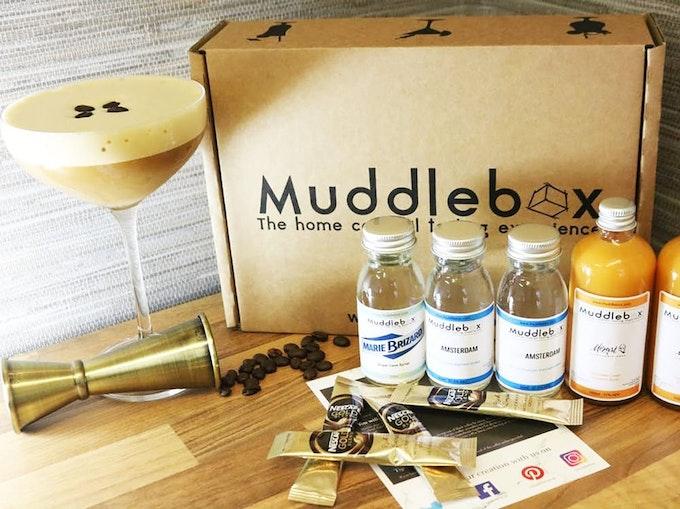 Muddle Box Cocktail Subscription