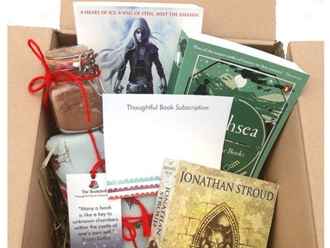The Fantasy Book Subscription Box