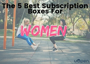 The 5 Best Subscription Boxes For Women