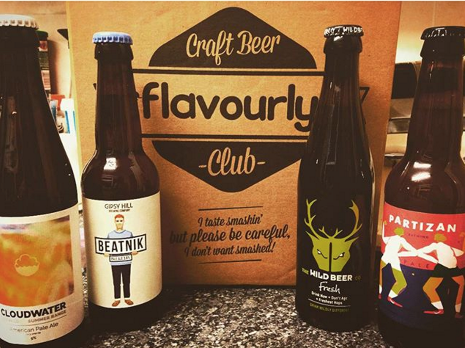 Flavourly Craft Beer Review