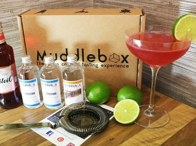 Muddlebox cocktail subscription review