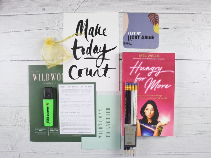 WILDWOMAN Book Club Subscription