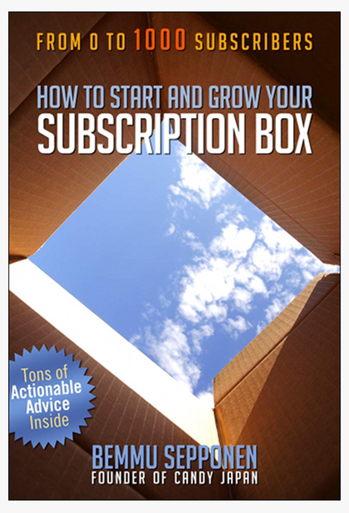 subscription box book