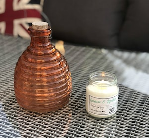 Sandwick Bay Candle Box | Staff Review