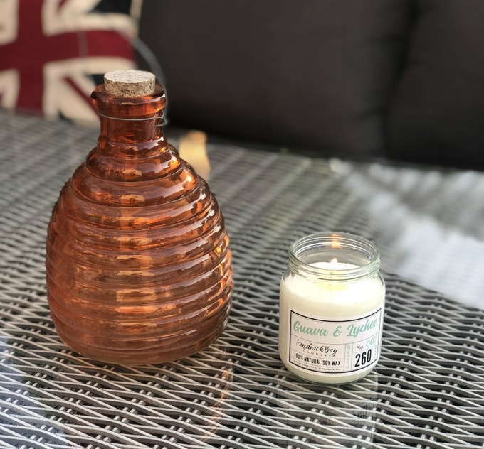 Sandwick Bay Candle Box | Staff Review Header