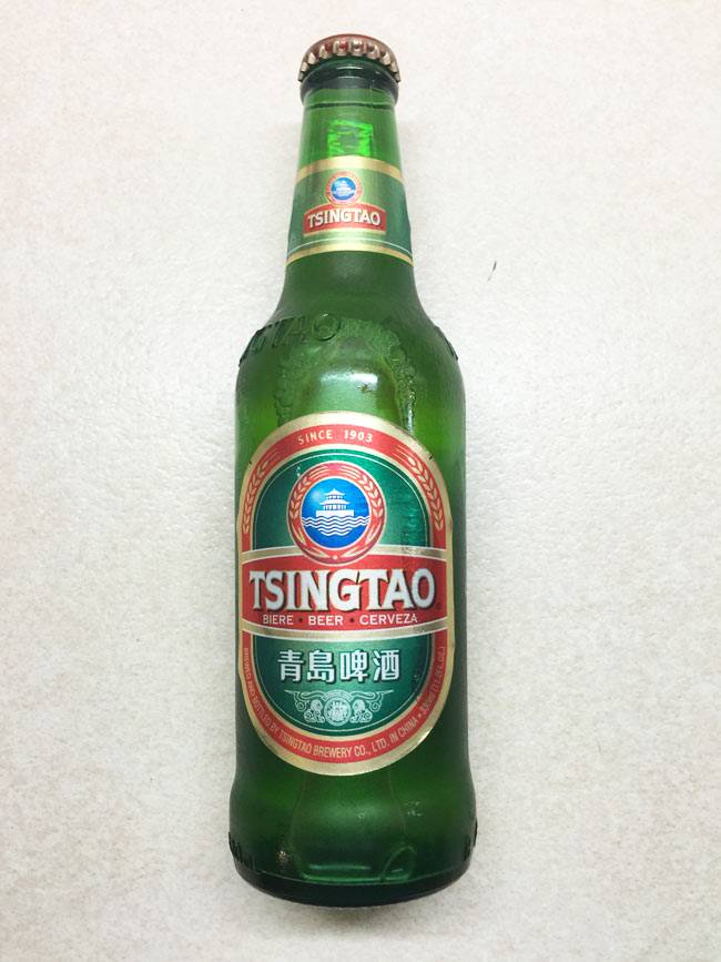 Tsingtao China Beer