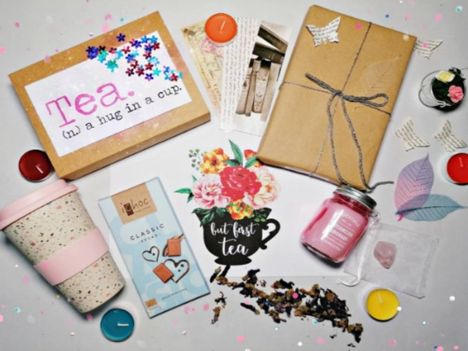 book and tea subscription box