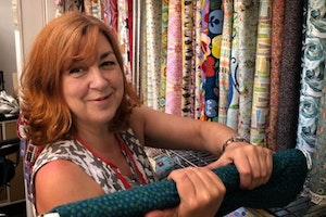 'Meet The Maker' - the-stitchery / the-S box