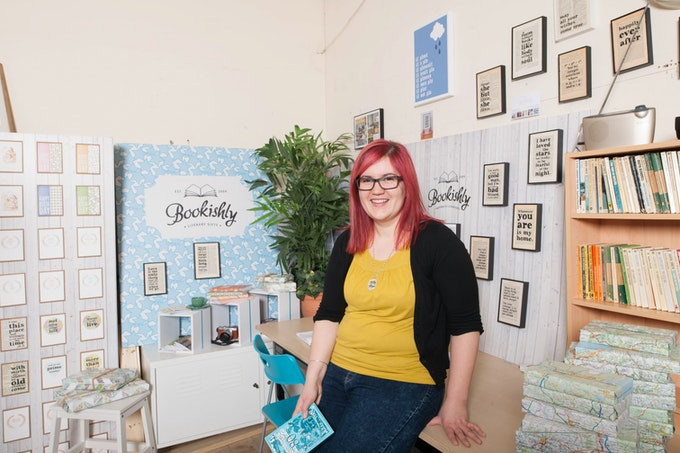Bookishly | Meet The Maker Header
