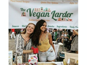 The Vegan Larder | Meet The Maker