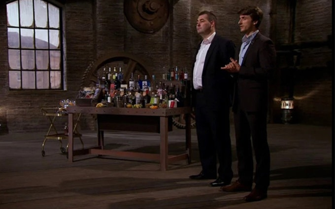 Craft Gin Founder reveal all from their Dragons Den appearance