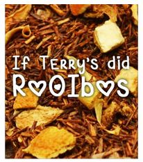 If Terry's did Rooibos - A delicious chocolate orange Rooibos Tea