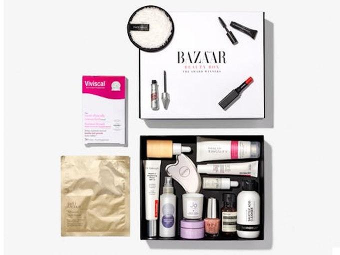 The Harper's Bazaar - Award Winners Beauty Box 2020